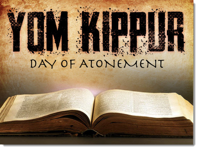 Yom Kippur - The Day of Atonement